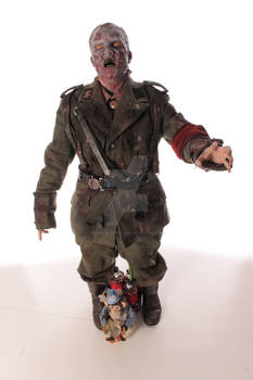 Call of Duty Nazi Zombie Cosplay Revamped 4