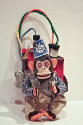 Call of Duty Zombies Monkey Bomb Replica