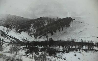 Mountain by kraftzarco