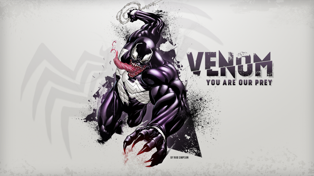Carnage Vs Venom Vs Spiderman Wallpaper