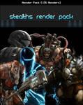 Stealth's Render Pack 5