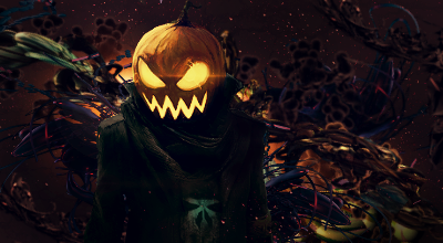 Pumpkin Head by Stealth14