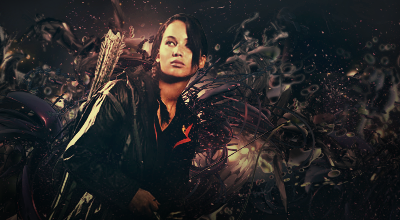 Katniss Everdeen by Stealth14