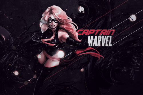 Captain Marvel by Stealth14