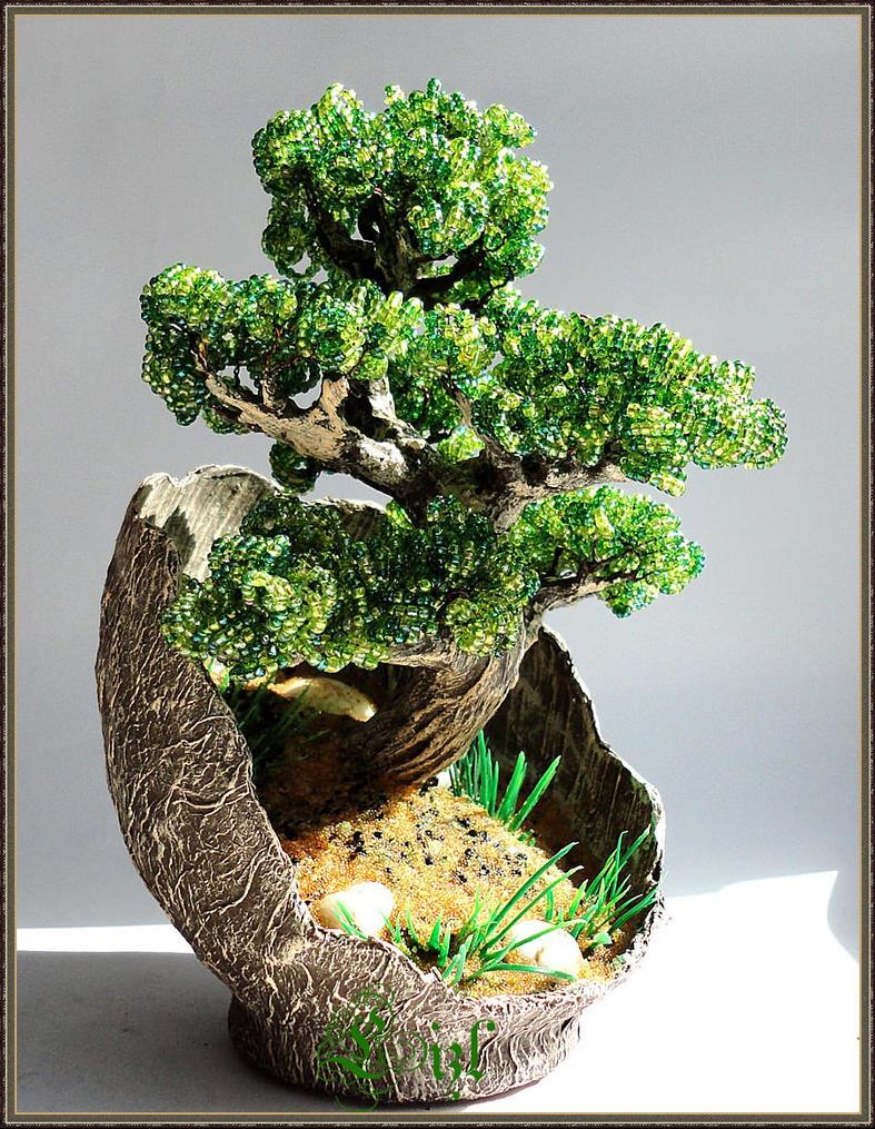 Мастер класс искусственные деревья своими руками