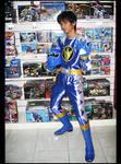 Rayson Lozada: Sentai Man