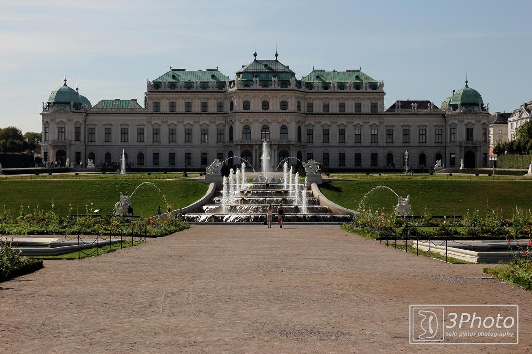 Belvederegarten, Vienna by 3Photo