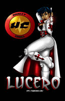 Lucero T-shirt by SeanVHarley