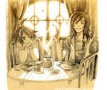 Story Time by KodamaCreative