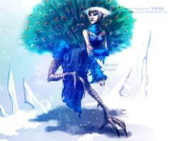 Commission: Seven Deadly Sins: Vanity by KodamaCreative