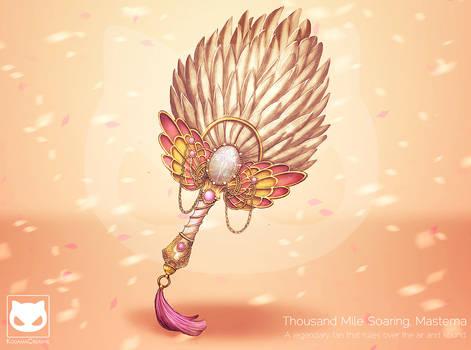 Commission Fantasy Weapon Design - Mastema II