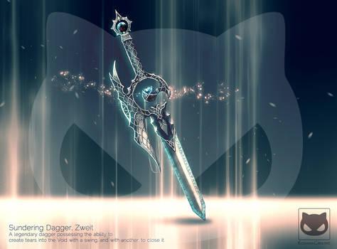 Commission Fantasy Dagger Design - Zweit