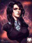 Commission Portrait : Leiko