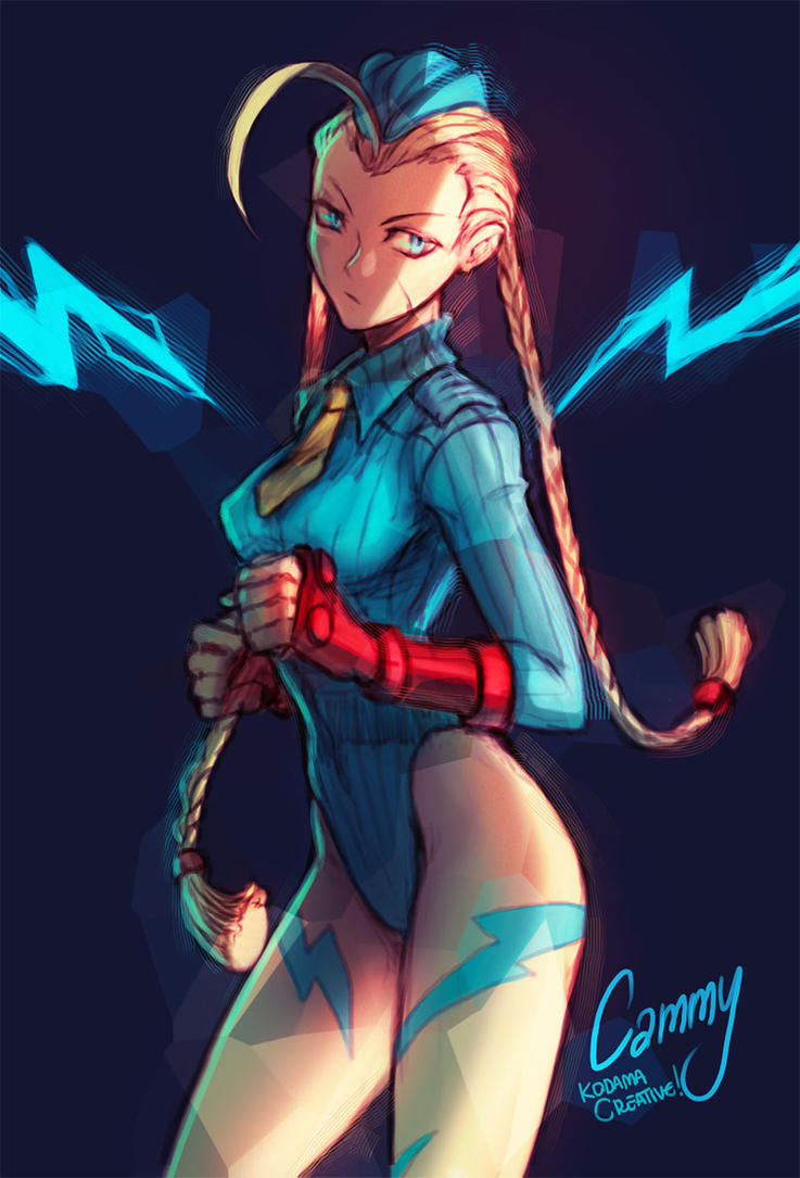 Cammy by KodamaCreative