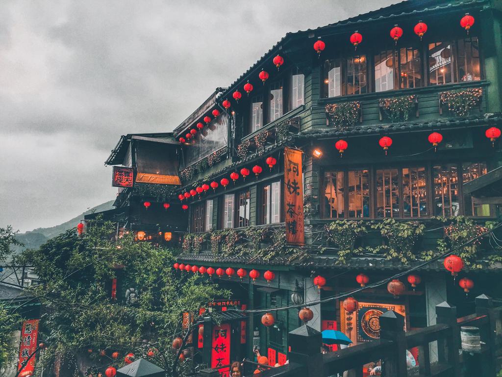 Get Spirited Away by Amei Tea House