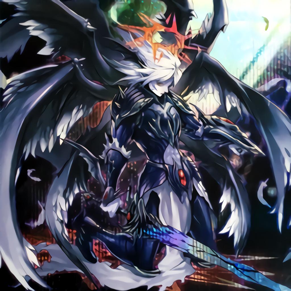 Darklord Lucifer By ParryDox On DeviantArt