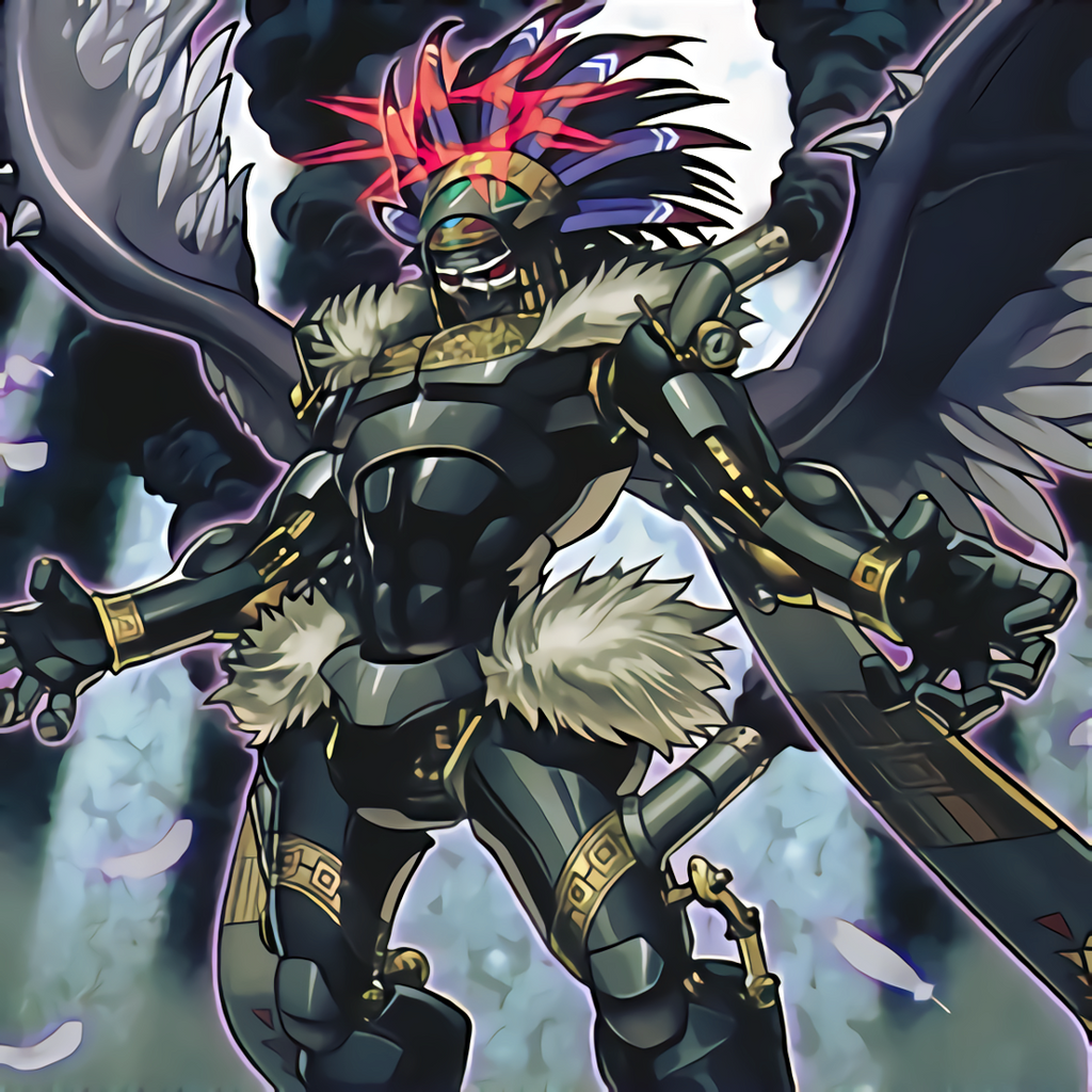 Lucifer Yugioh: Darklord Tezcatlipoca By ParryDox On DeviantArt