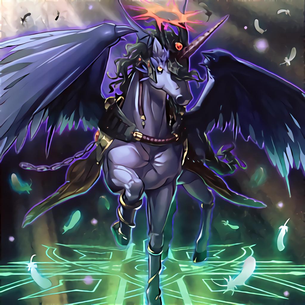 Lucifer Yugioh: Darklord Amdusias By ParryDox On DeviantArt