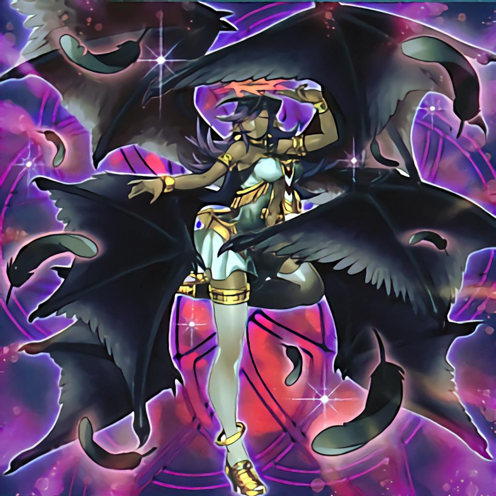 Lucifer Yugioh: Darklords' Temptation By ParryDox On DeviantArt