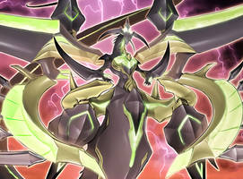 Supreme King Dragon Zarc by ParryDox