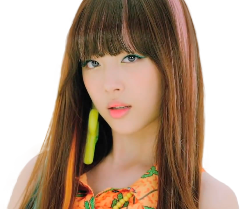 f(Sulli) Electric Shock PNG Render by SmokeOfColors on ... F(x) Sulli Electric Shock