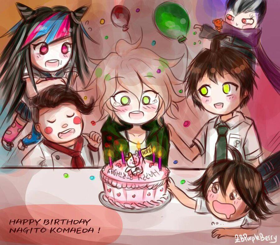 Nagito Cake