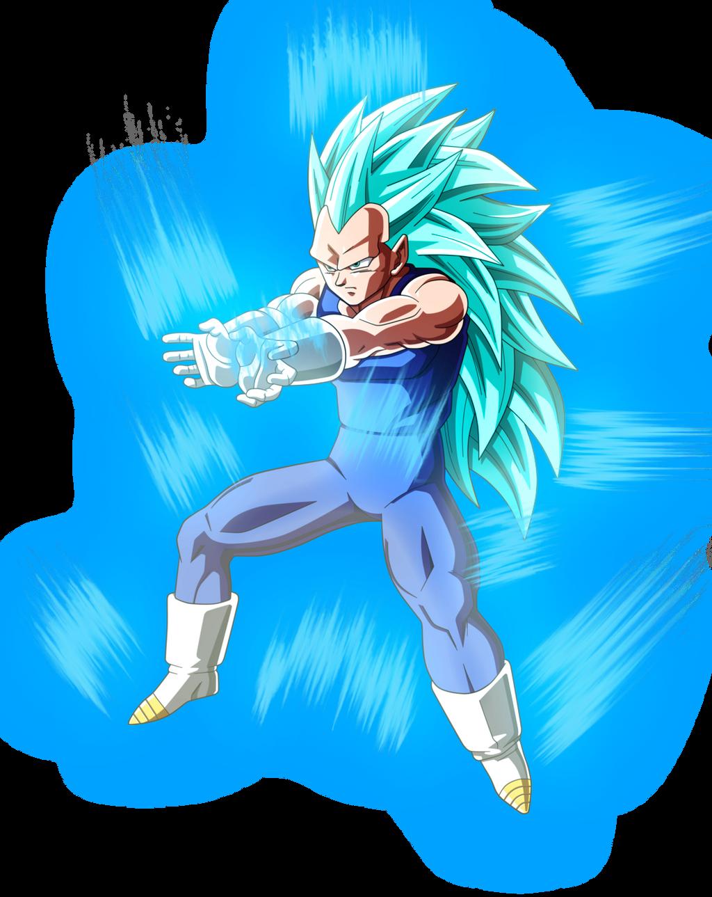 Vegeta Ssj Blue 3 Final Flash Pose By Alphagreywind On Goku Vs