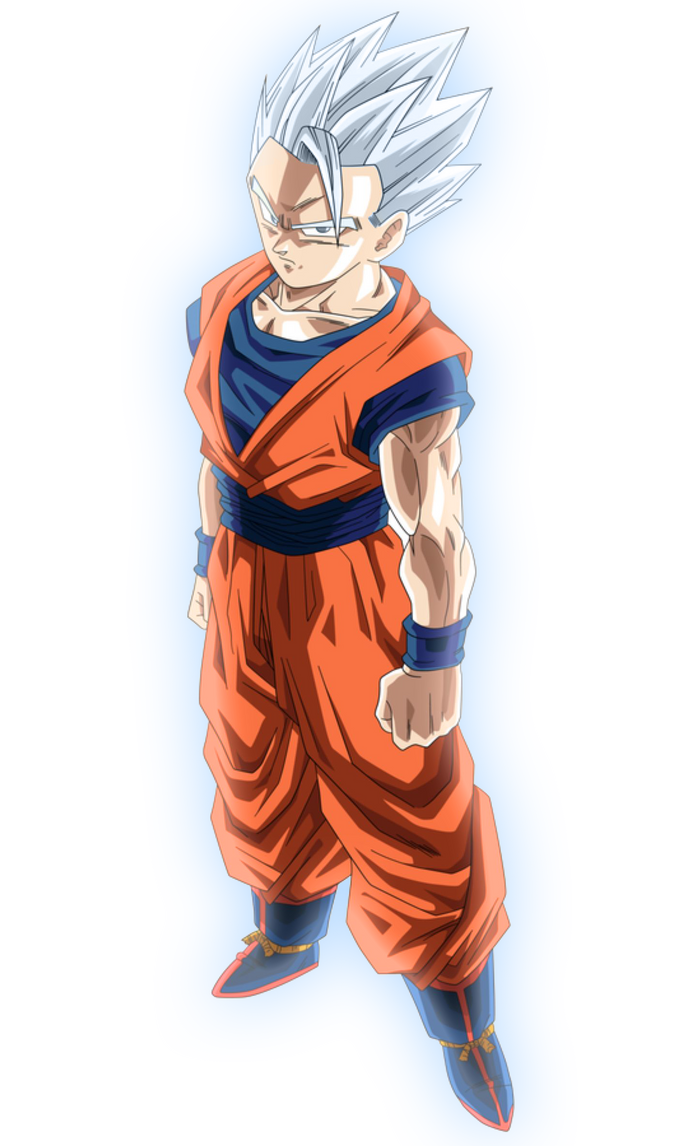 Gohan Mystic God by alphagreywind on DeviantArt