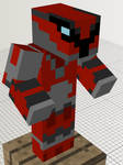 Minecraft - Reach Special Operations Sangheili