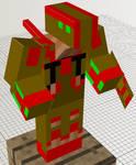 Minecraft - Swords of Sanghelios Hunter