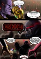 Infinity Gauntlet VS Anti-Life Equation by Huang-Jun