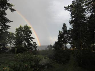 Rainbows by laziestgirlintown