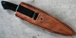 Custom Boot Knife Sheath