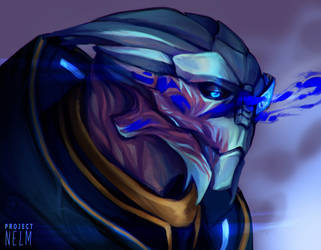 Archangel blue by nelmm