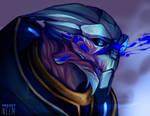 Archangel blue