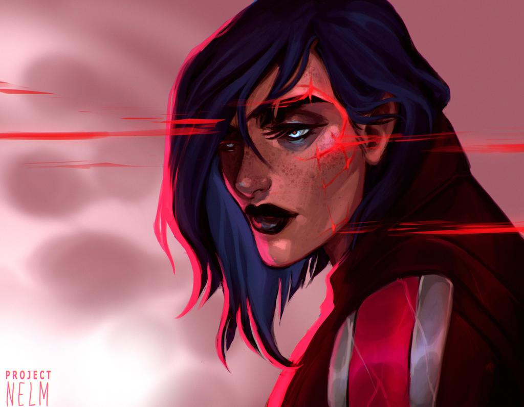 Renegade Red By Nelmm On DeviantArt