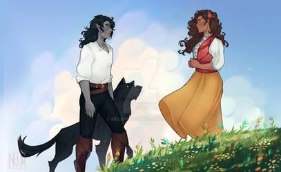 Keanu and Yulia