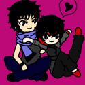 Random Rayne and Jacob again by Kay-is-Dreaming