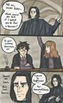 Tell me, mister Potter...