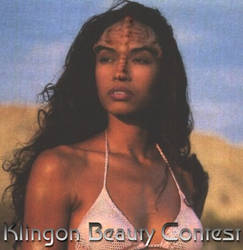 Klingon Beauty Contest by Aranluc