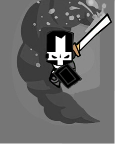 Castle Crashers Black Knight