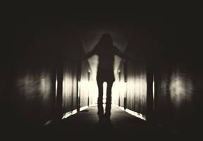 Walk through the light by BennyBrand