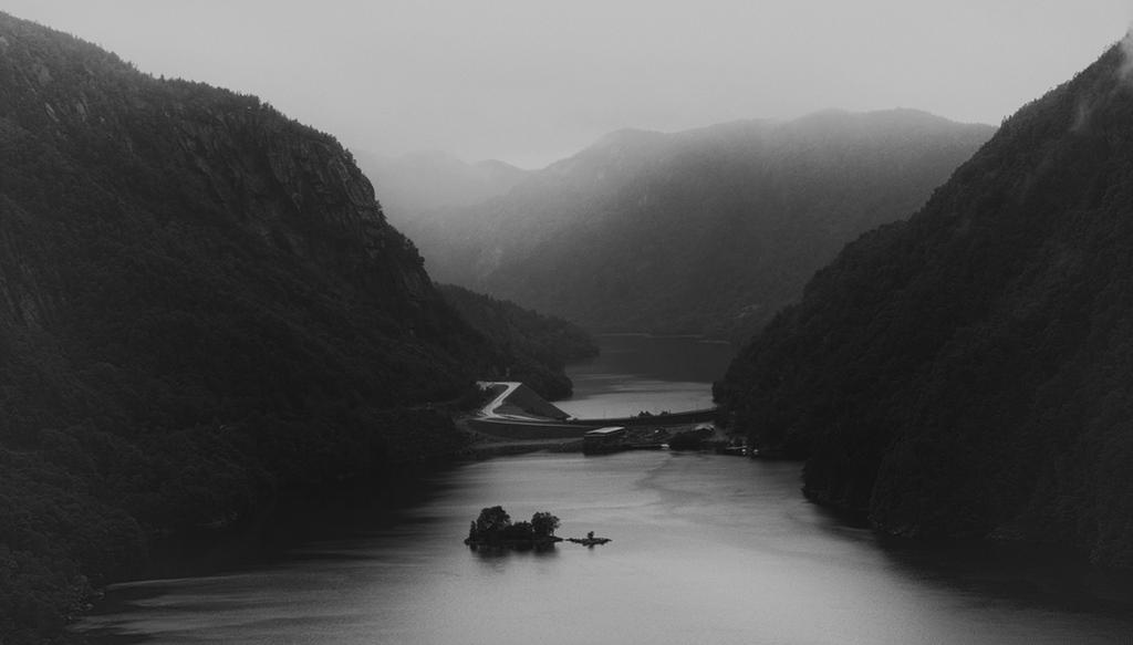 Fjord Mist by BennyBrand