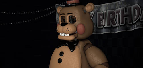 (C4D/FNaF) It's not my Fault... by Victor2015FX