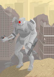 Robot by RainmanQ