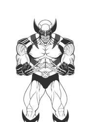Wolverine #001