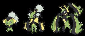 Thorn Bug Fakemon