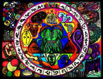 Cthuliaax Ring of Divinatory Empowerment