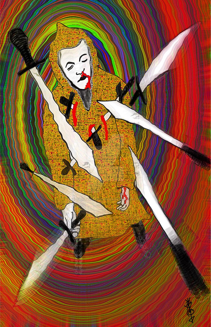 10 Swords of Tragedy - Fate of the Blind Juggler by JaduharaIndradhusara
