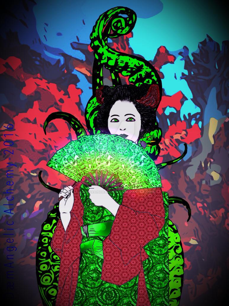 The Bloated Woman by JaduharaIndradhusara on DeviantArt